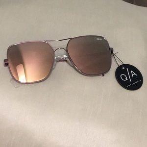Quay Australia Stop & Stare Sunglasses
